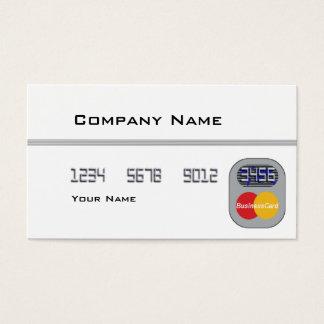 Cartão de crédito (vazio)