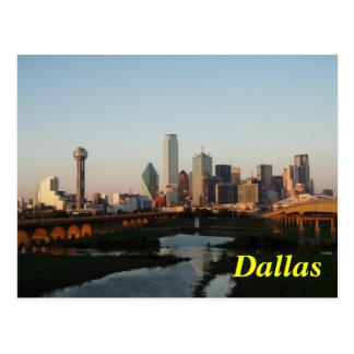 Cartão de Dallas