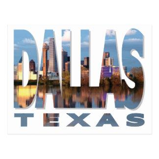 Cartão de Dallas, Texas