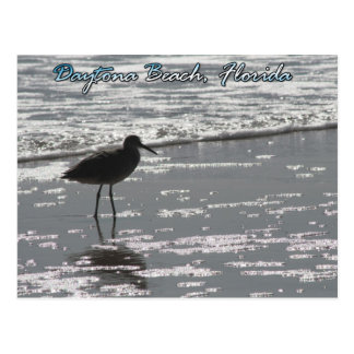 Cartão de Daytona Beach