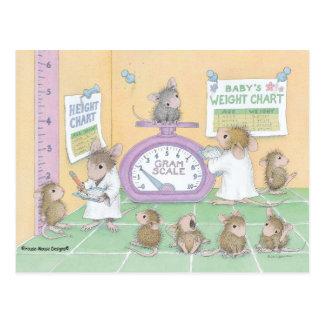 Cartão de Designs® do Casa-Rato