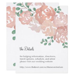 Cartão de detalhes de Maggie Hemingway