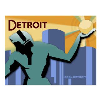 Cartão de Detroit