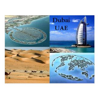 Cartão de Dubai UAE