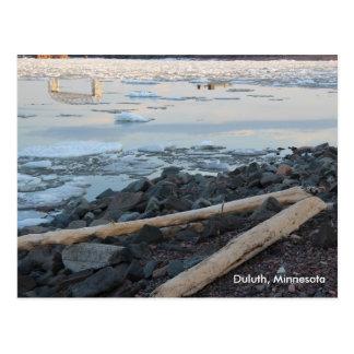 Cartão de Duluth, Minnesota - personalize um