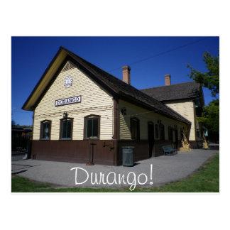 Cartão de Durango