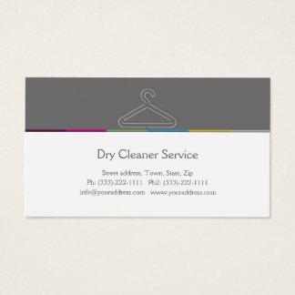 Cartão de empresa de serviços do líquido de