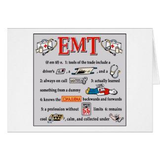 Cartão de EMT