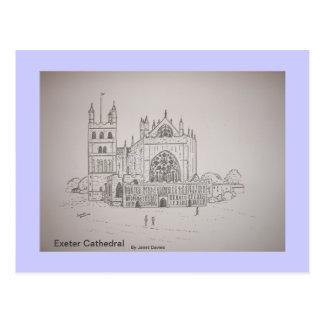 Cartão de Exeter