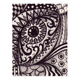 Cartão de Eyetangle