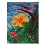 """Cartão de """"Fiji"""" Cartao Postal"""
