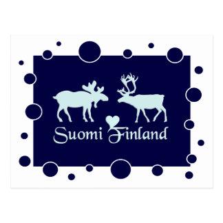 Cartão de Finlandia