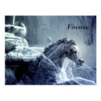 Cartão de Firenze |