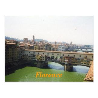 Cartão de Florença