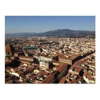 Cartão de Florença Italia
