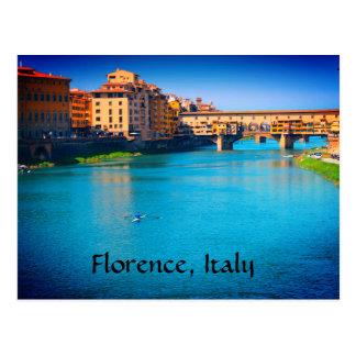 Cartão de Florença, Italia