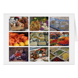 Cartão de Foodie