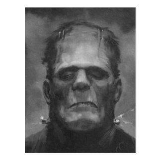 Cartão de Frankenstein
