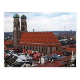 Cartão de Frauenkirche