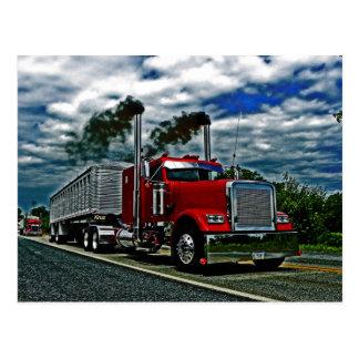 Cartão de Freightliner Rollin