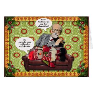 Cartão de Freud