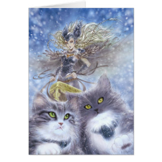 Cartão de Freyja