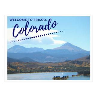Cartão de Frisco Colorado