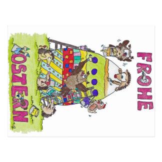Cartão de FROHE OSTERN por Nicole Janes
