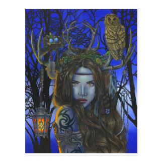 """Cartão de """"Gaia"""""""