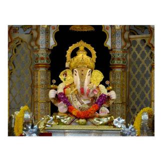 Cartão de Ganesh