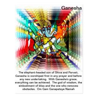 Cartão de Ganesha