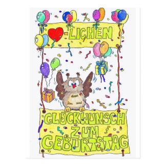 Cartão de GEBURTSTAGS por Nicole Janes