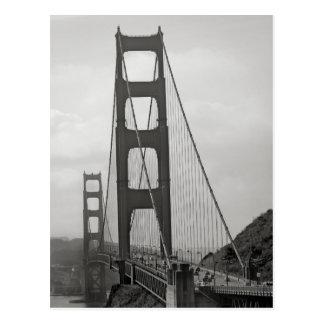 Cartão de golden gate bridge