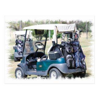 Cartão de Golfcart
