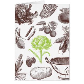 Cartão de Greenmarket