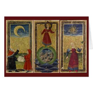 Cartão de Gringonneur Tarot