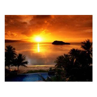 Cartão de Guam Cartão Postal