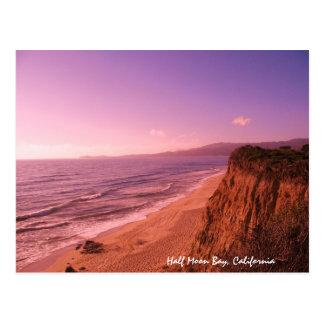 Cartão de Half Moon Bay