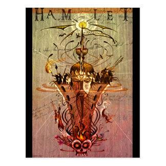 """Cartão de """"Hamlet"""""""