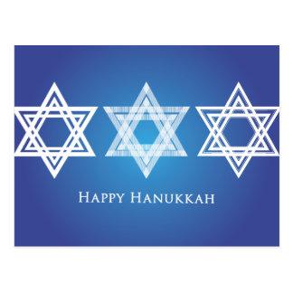 Cartão de Hanukkah Cartão Postal