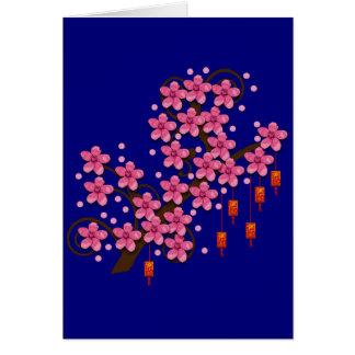 Cartão de Hoa Dao