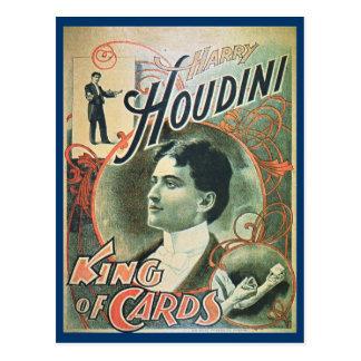 Cartão de Houdini