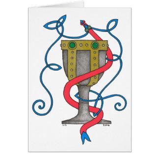 Cartão de Hygeia