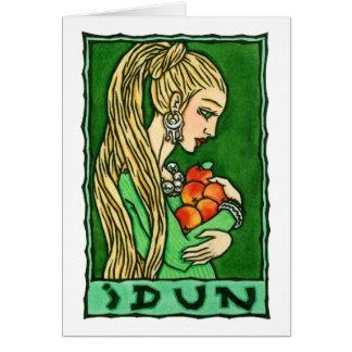Cartão de Idun