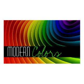 Cartão de indústria da construção do pintor da modelos cartao de visita