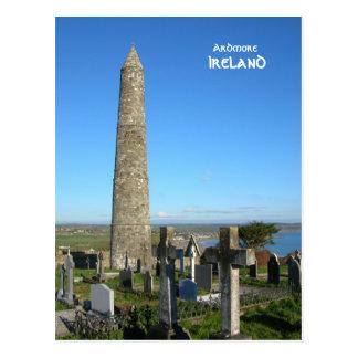 Cartão de Ireland do St. Declan