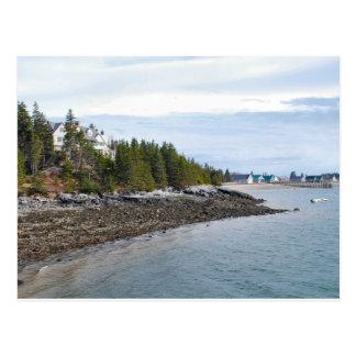 Cartão de Islesford Maine - 1