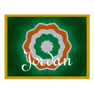 Cartão de Jordão