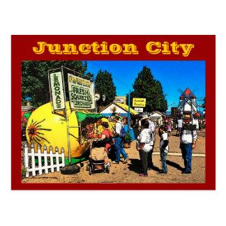 Cartão de Junction City