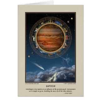 Cartão de Jupiter
